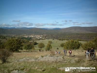 Senderismo Sierra del rincón - Excursiones desde Madrid; grupos senderismo madrid; senderismo por m